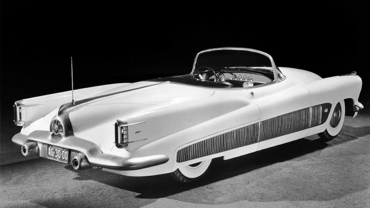 1951 Buick XP300 4