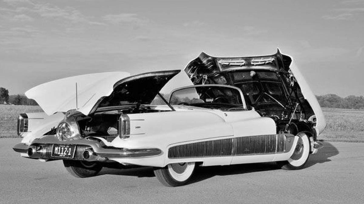 1951 Buick XP300 5