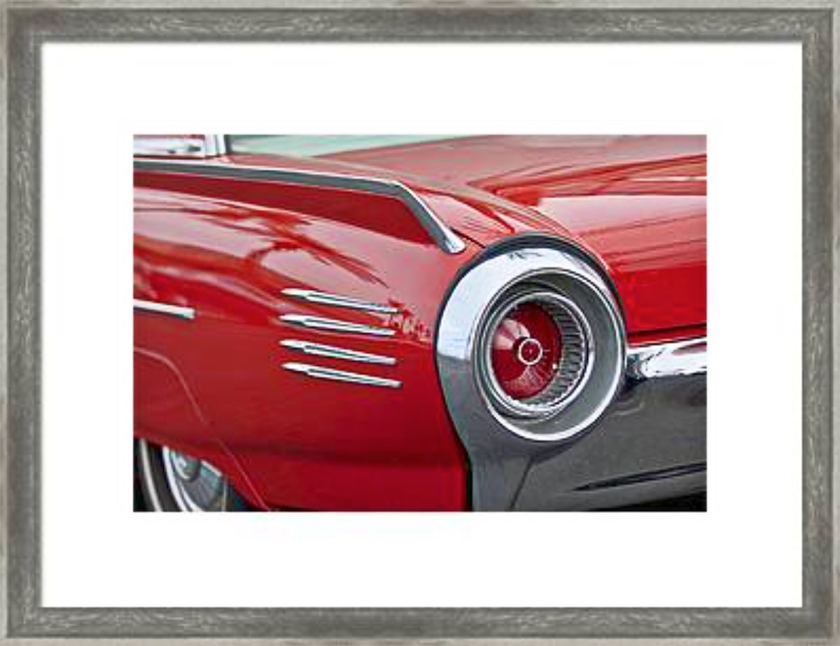 1961 Ford Thunderbird 9