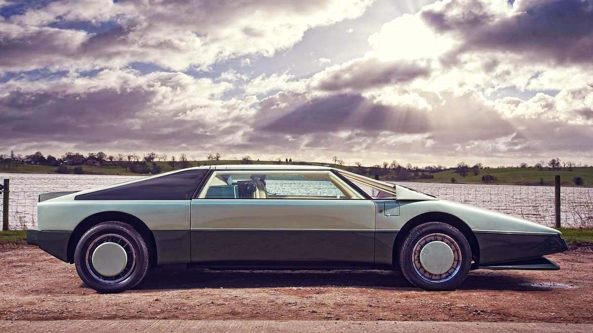 1979 Aston Martin Bulldog 1