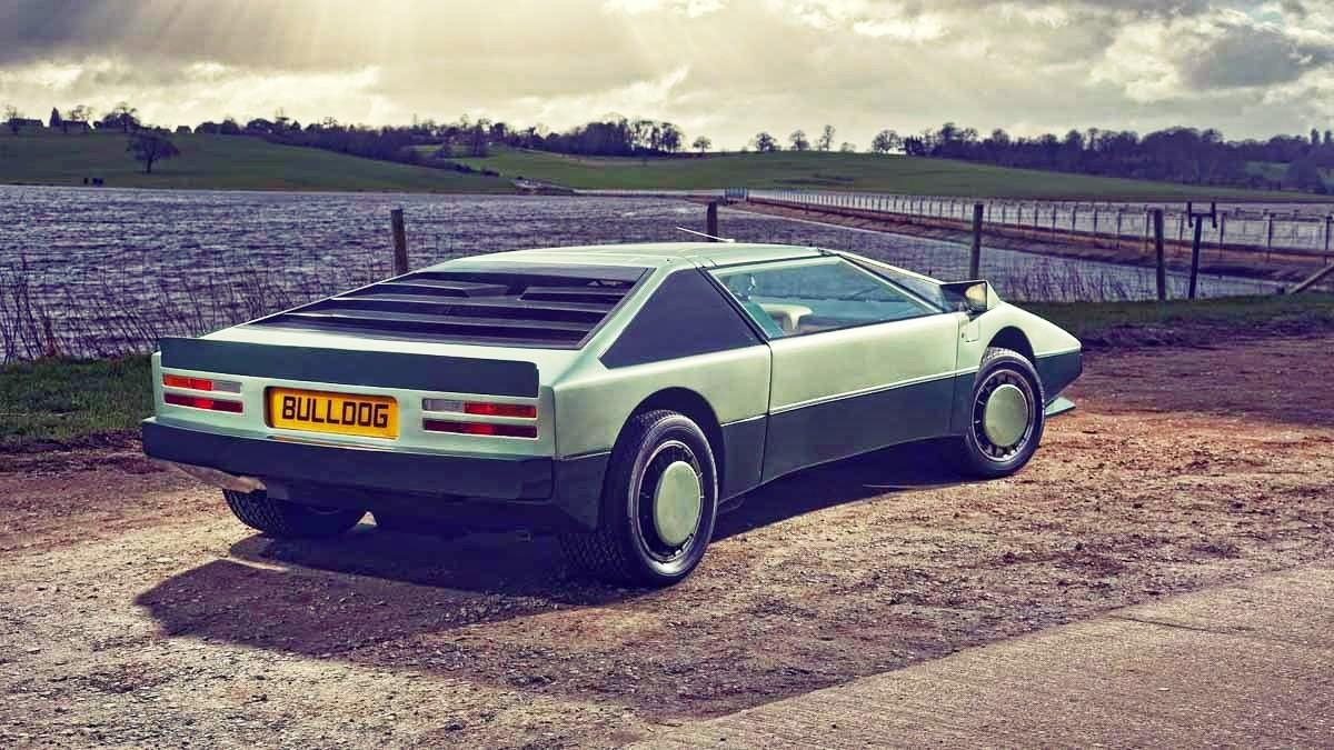 1979 Aston Martin Bulldog 2