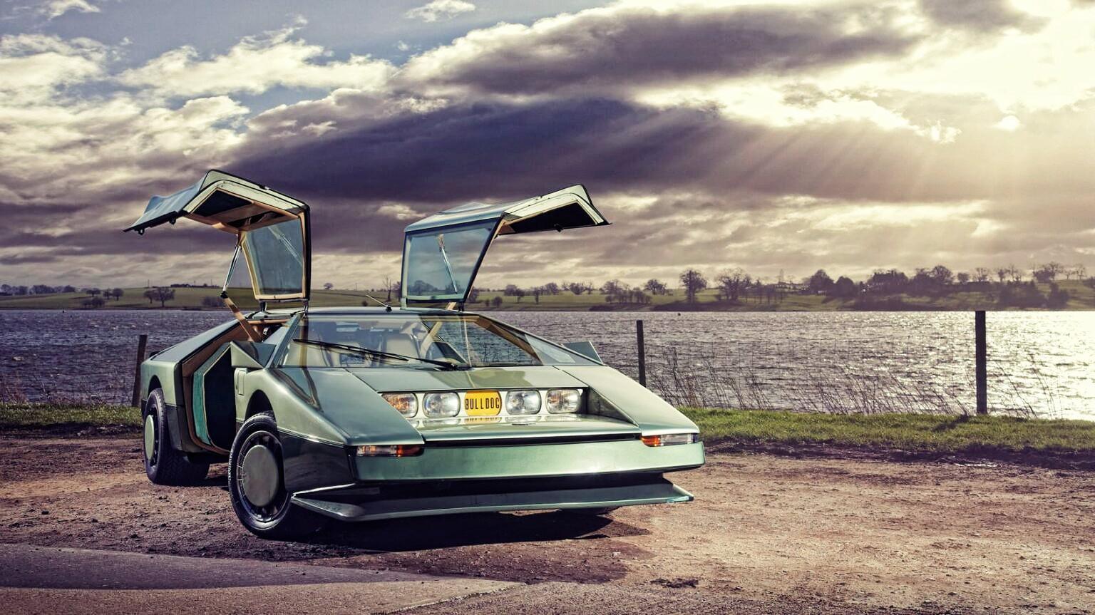 1979 Aston Martin Bulldog 3