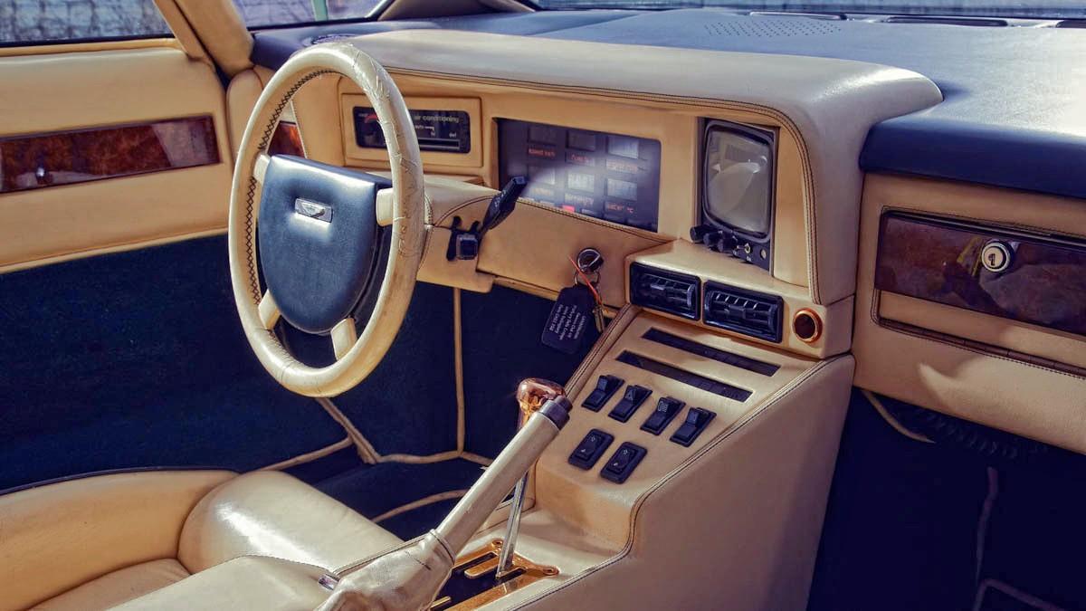 1979 Aston Martin Bulldog 7