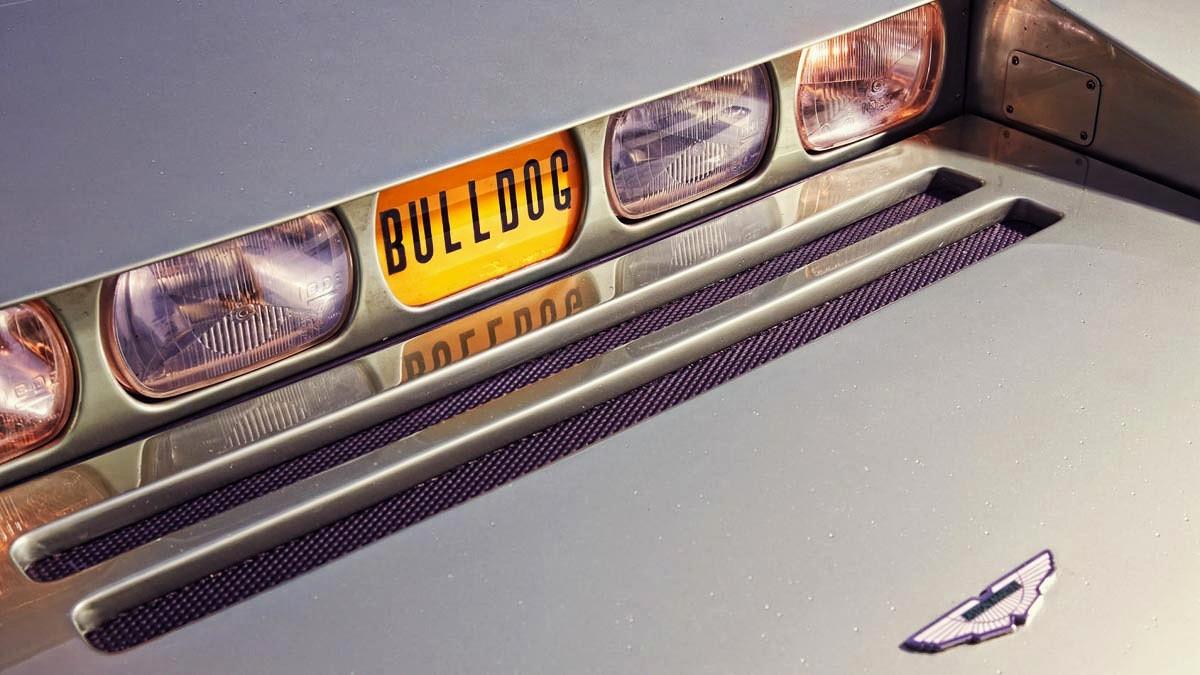 1979 Aston Martin Bulldog 8