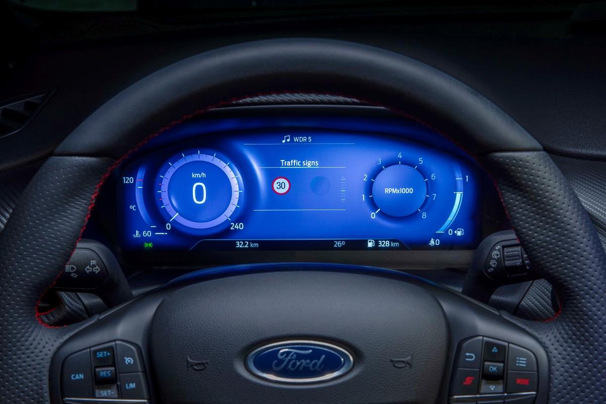 2021 Ford Fiesta ST 1