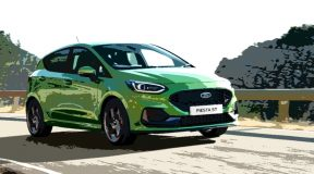 Introducing Ford's feistier Fiesta ST