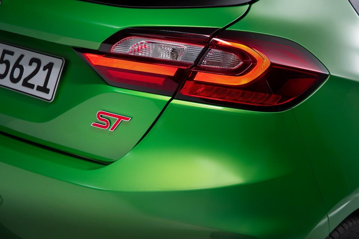 2021 Ford Fiesta ST 6