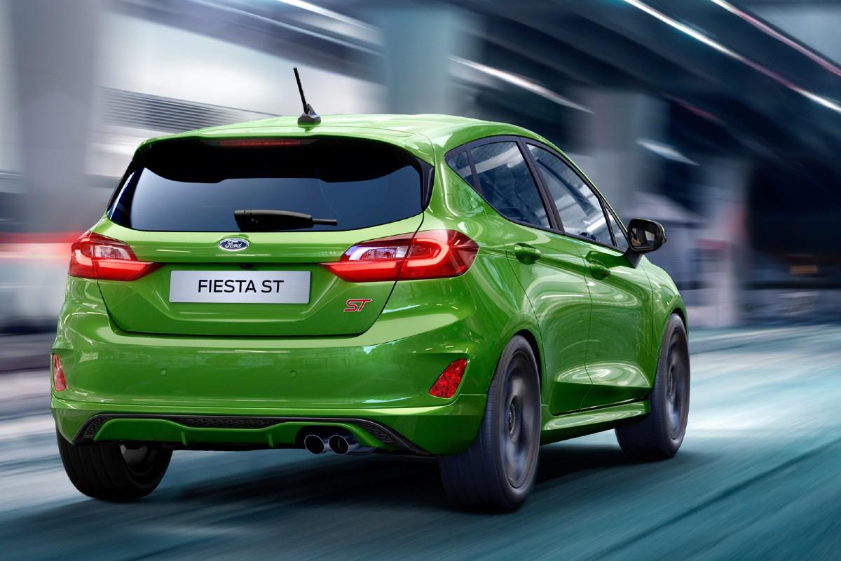 2021 Ford Fiesta ST 8