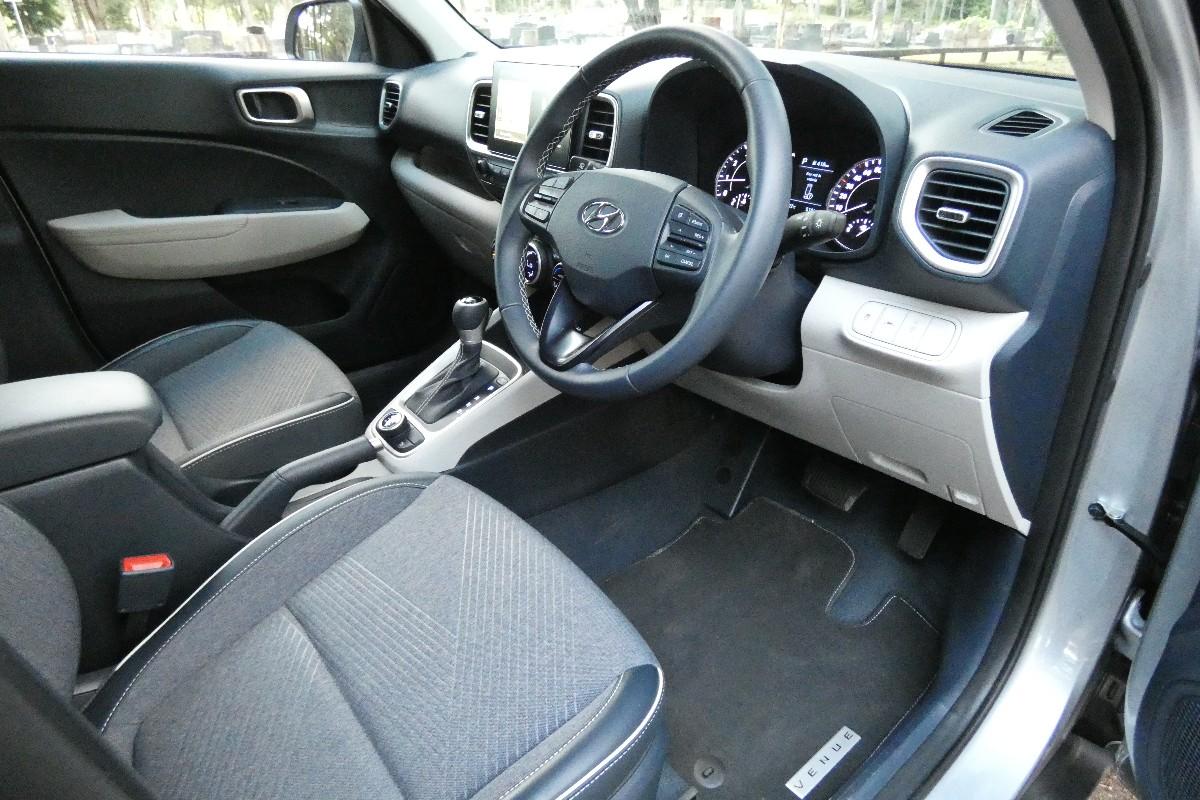 2021 Hyundai Venue Elite 4