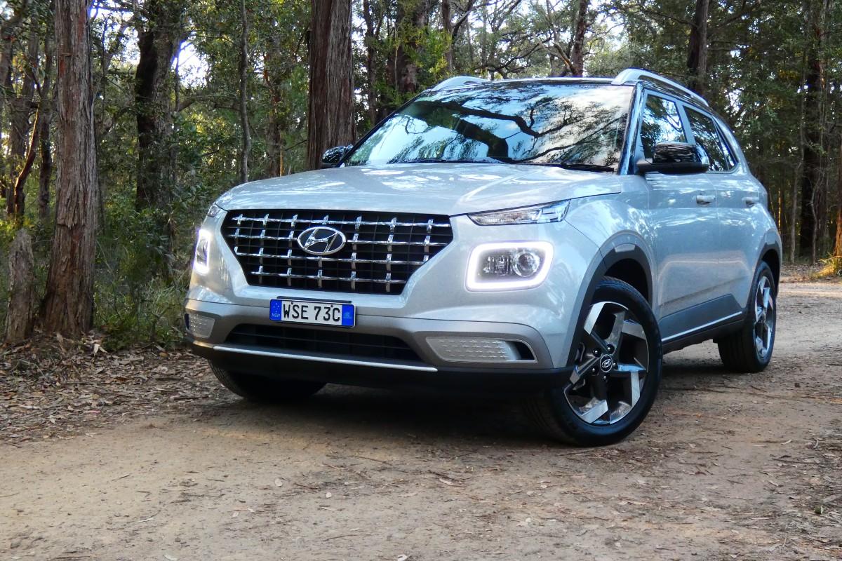 2021 Hyundai Venue Elite 8
