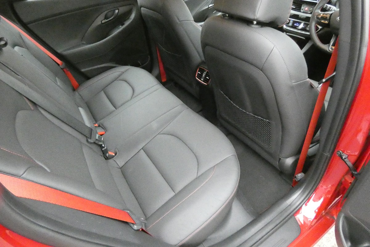 2021 Hyundai i30 N Line hatch 2