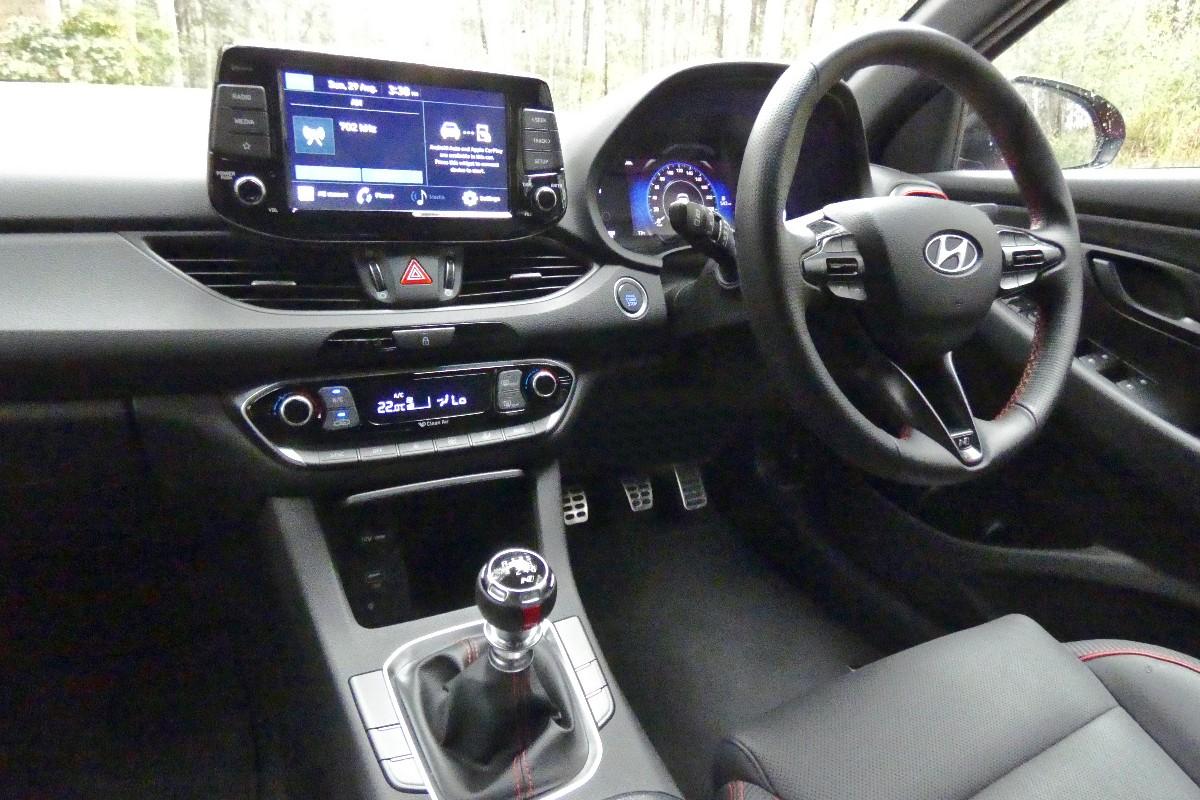 2021 Hyundai i30 N Line hatch 4