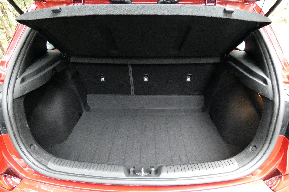 2021 Hyundai i30 N Line hatch 5