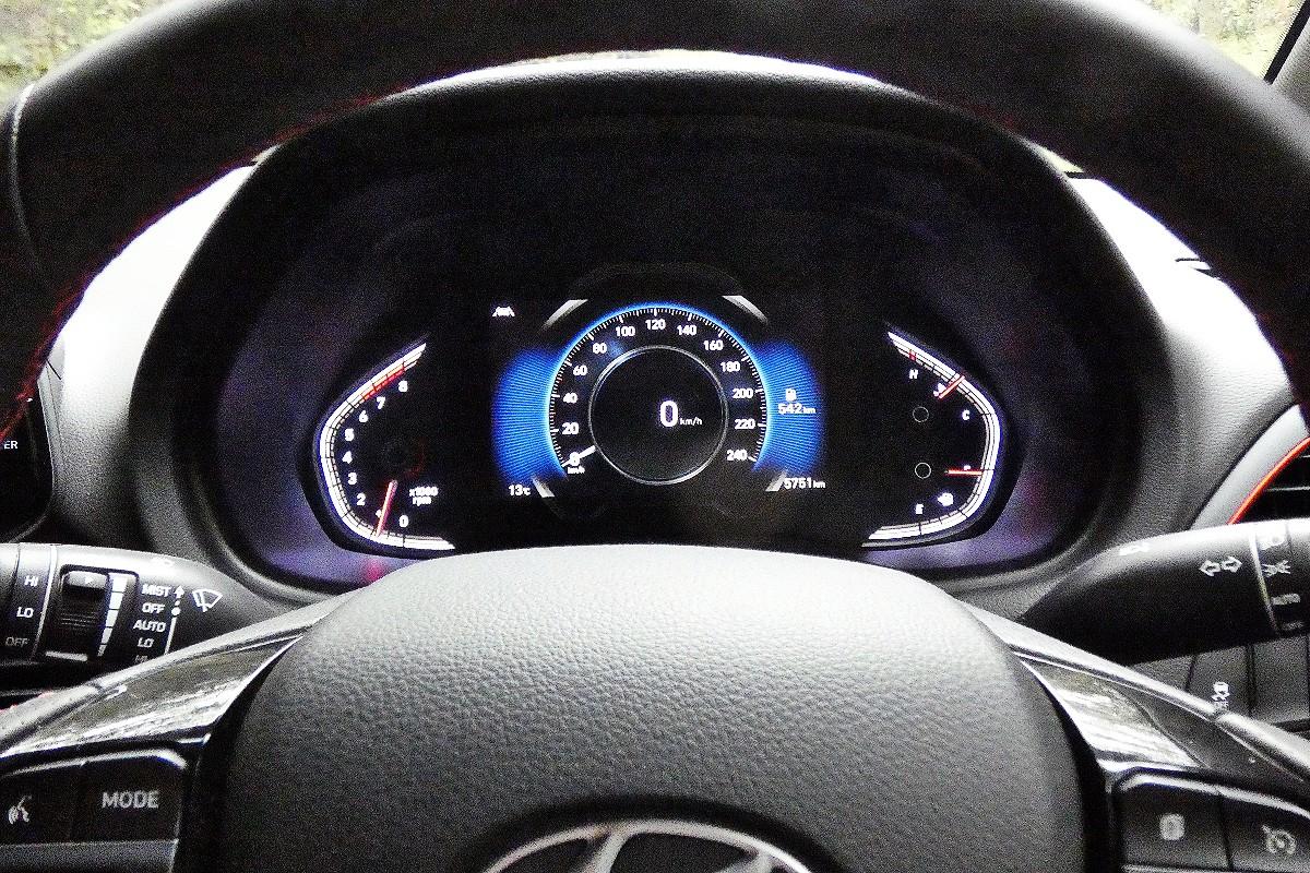2021 Hyundai i30 N Line hatch 6