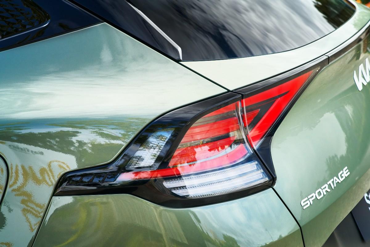 All new Kia Sportage 11