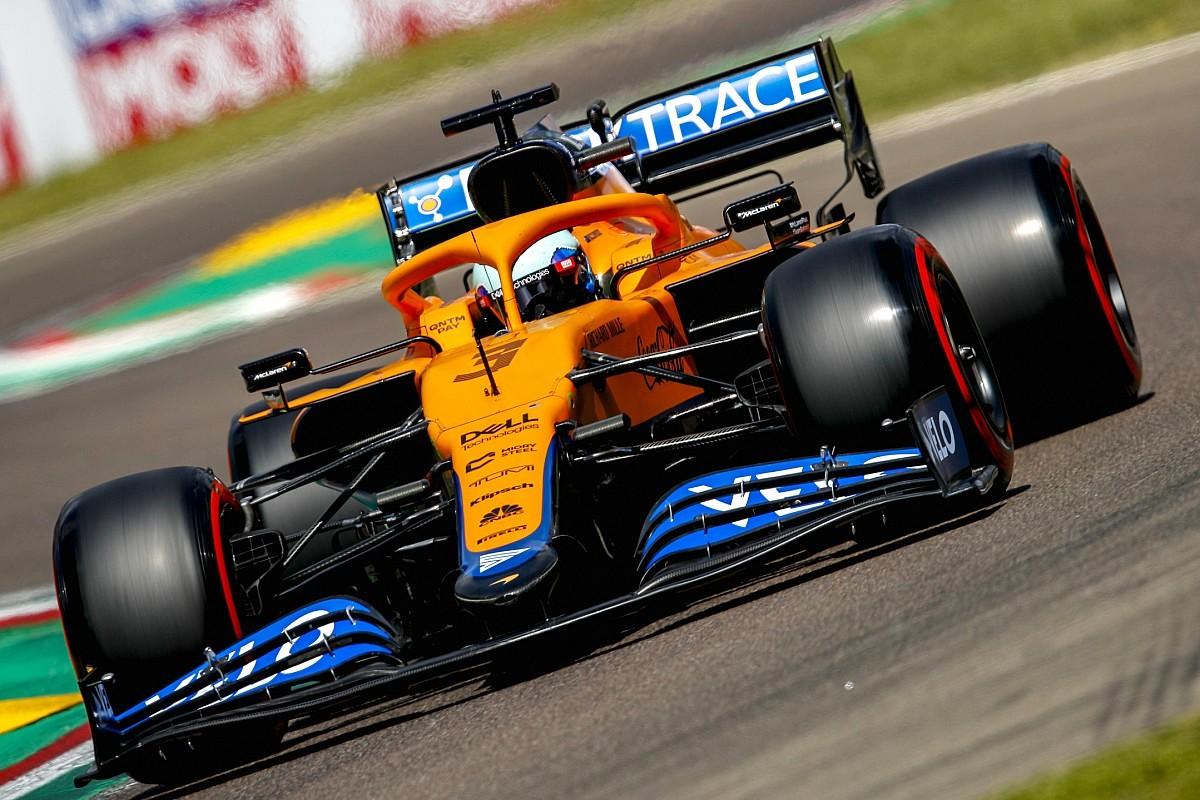 Daniel Ricciardo McLaren limited edition 6