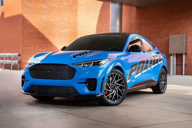 Ford adopts uniform approach for Mach-E