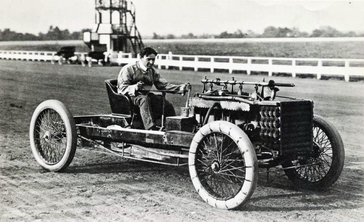 Henry Ford racing