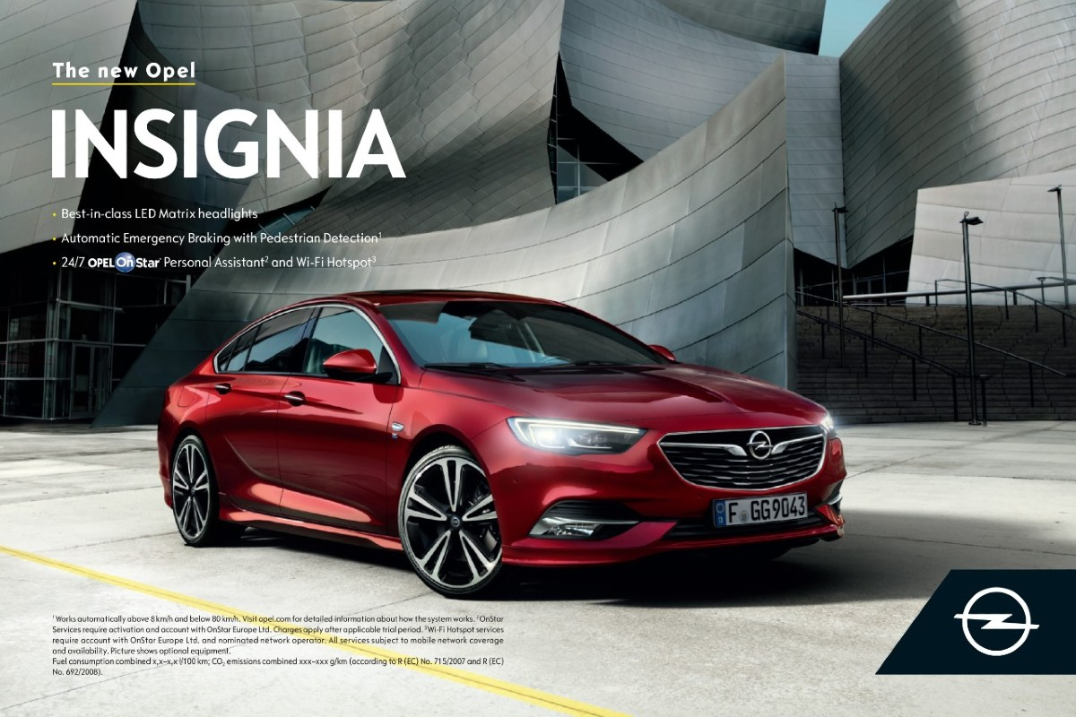 Insignia soon to be ZB Commodore