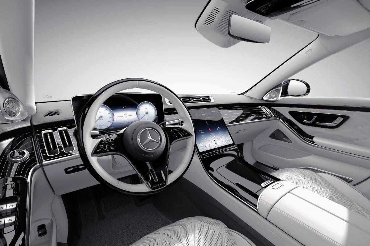 Mercedes Maybach Edition 100 2