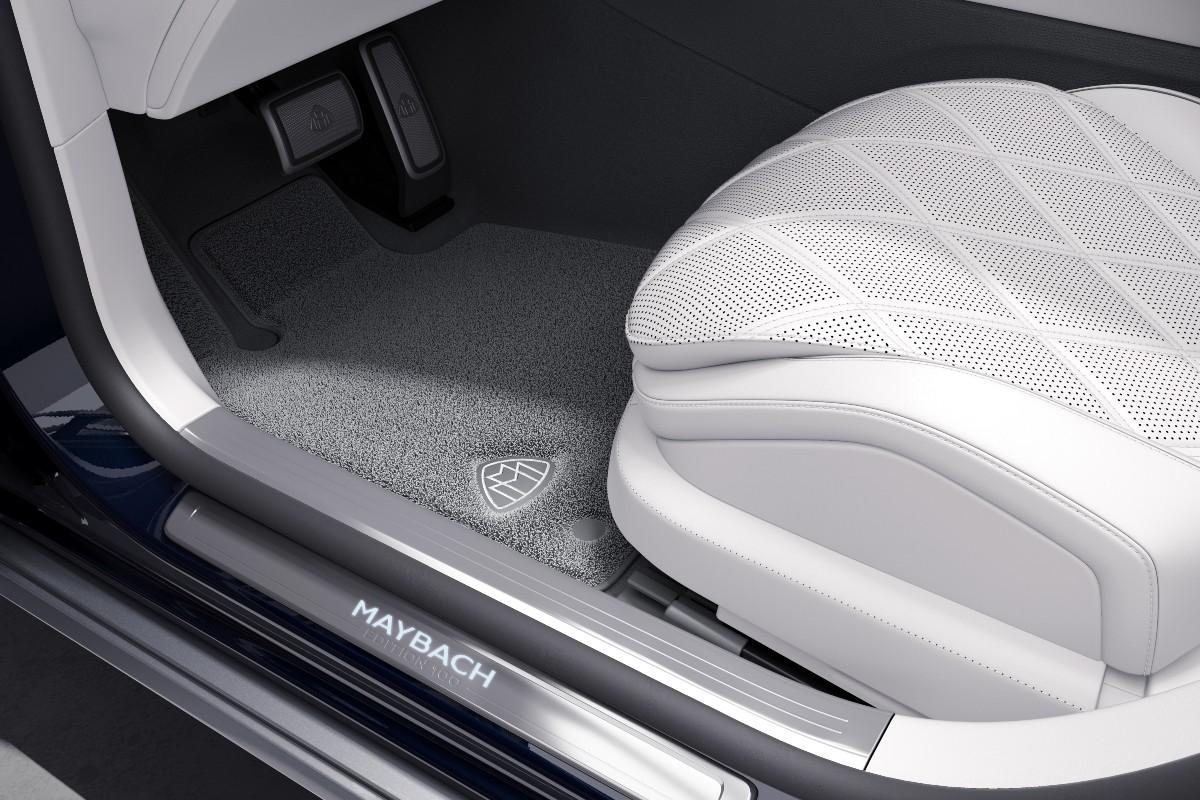 Mercedes Maybach Edition 100 4