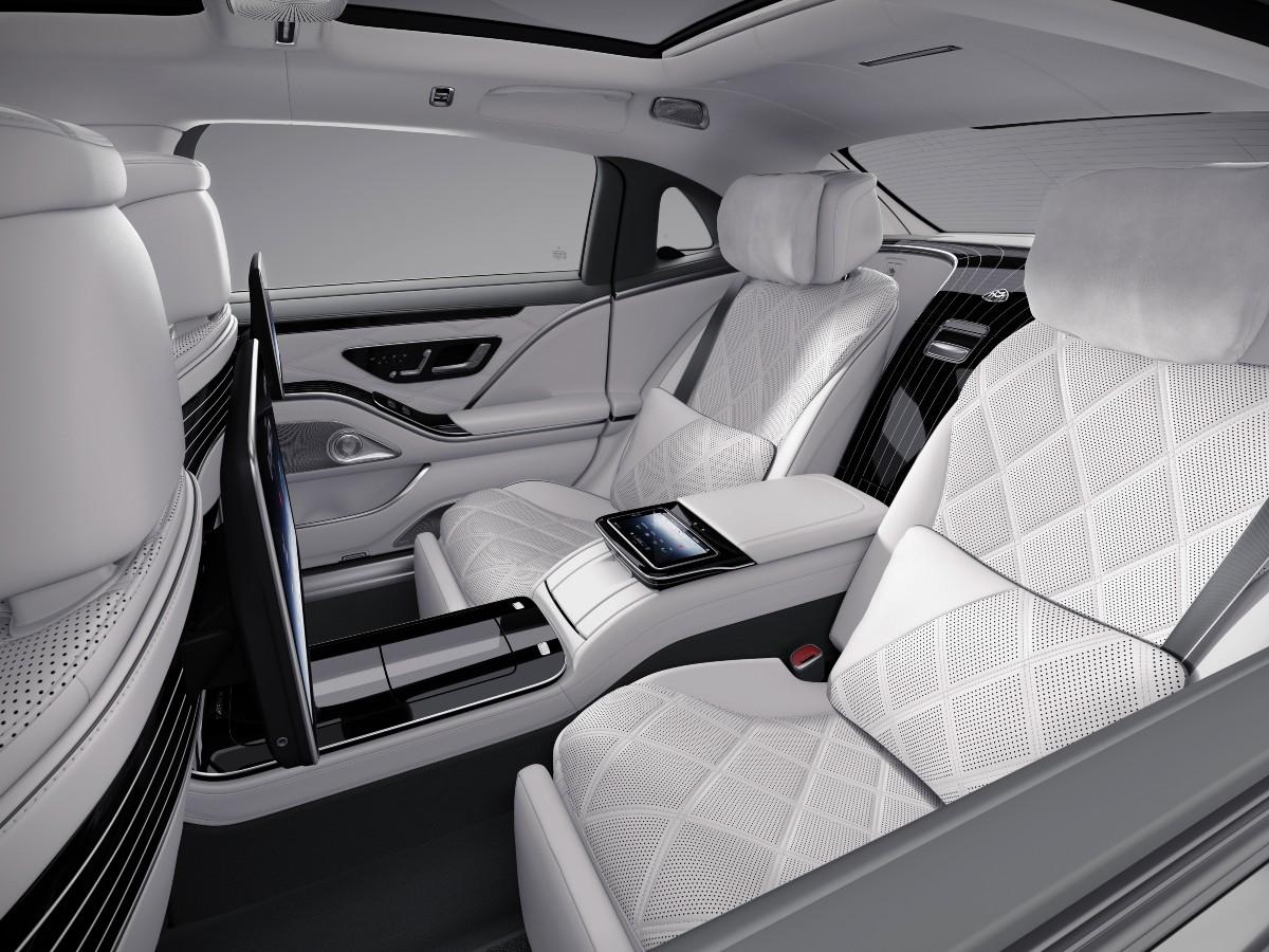 Mercedes Maybach Edition 100 5