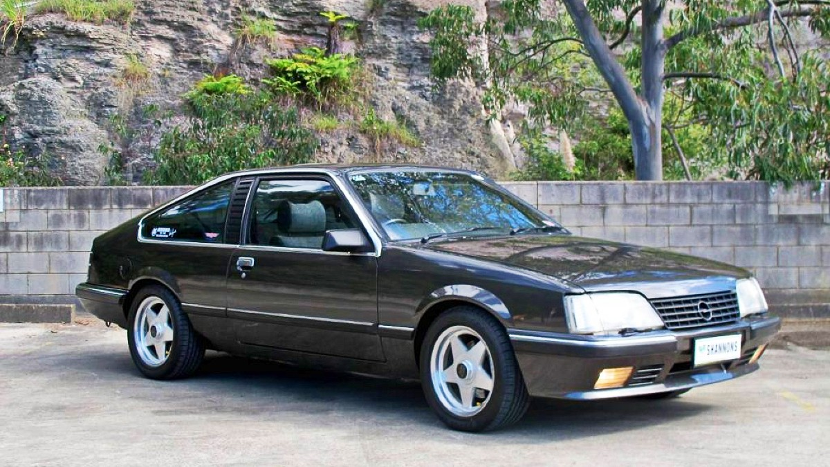 Opel Monza Coupe