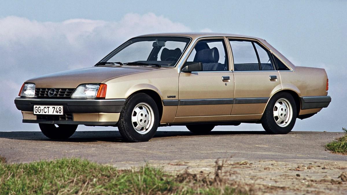 Opel Rekord E 1