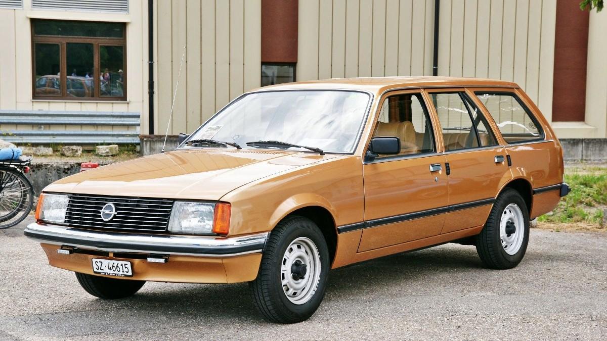 Opel Rekord E Caravan