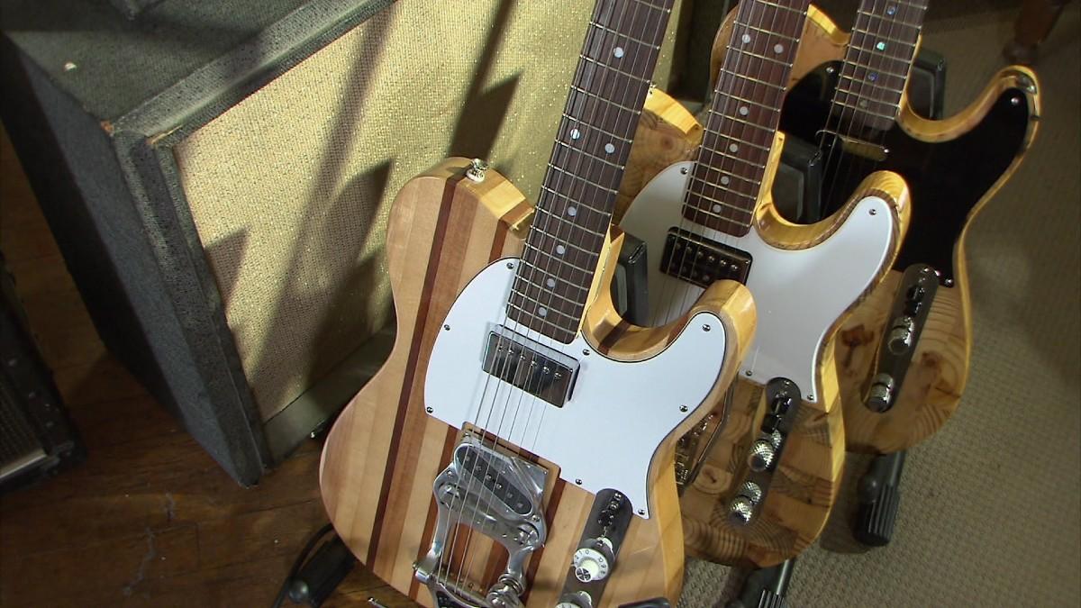 Wallace Detroit Guitars 3