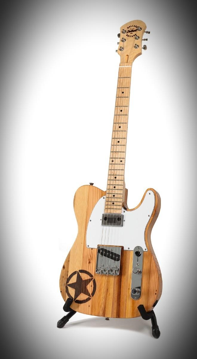 Wallace Detroit Guitars Jeep Edition 3