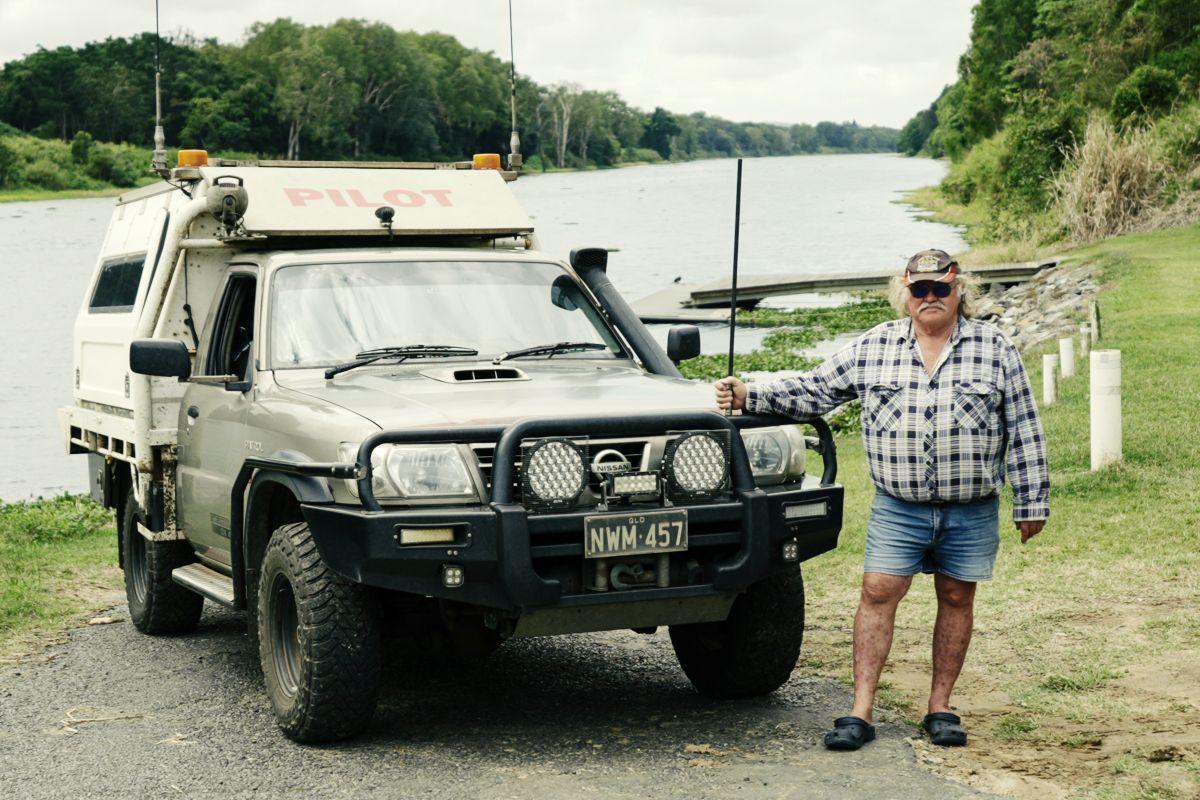 1 million kilometre Nissan Patrol 1