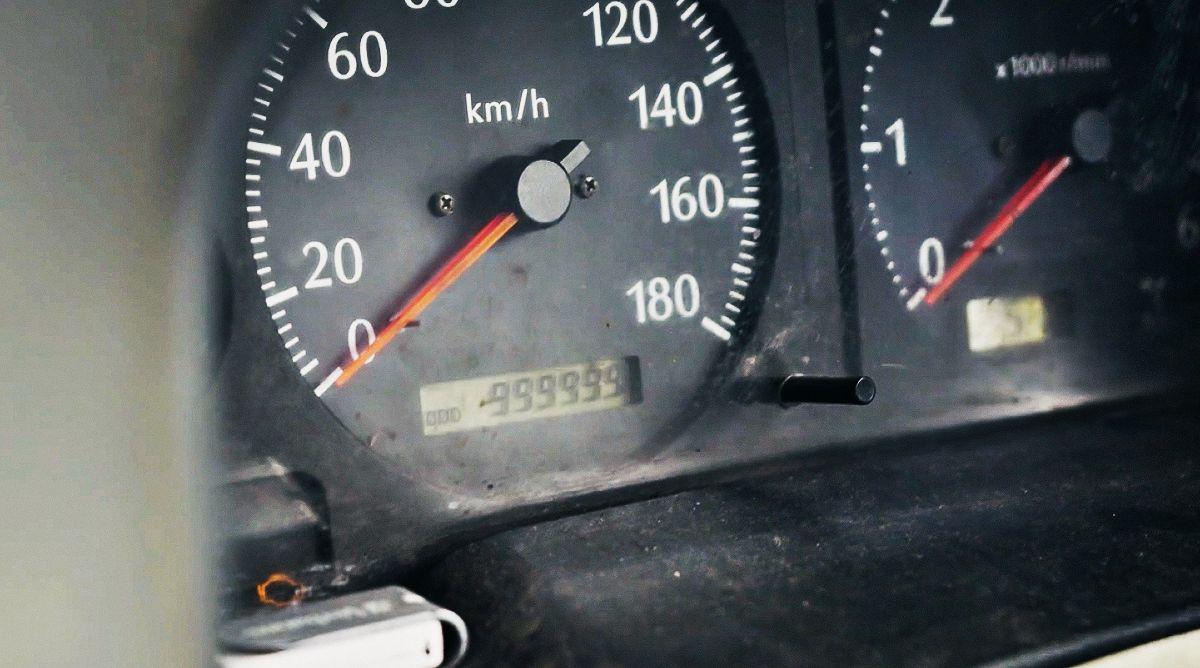 1 million kilometre Nissan Patrol 4