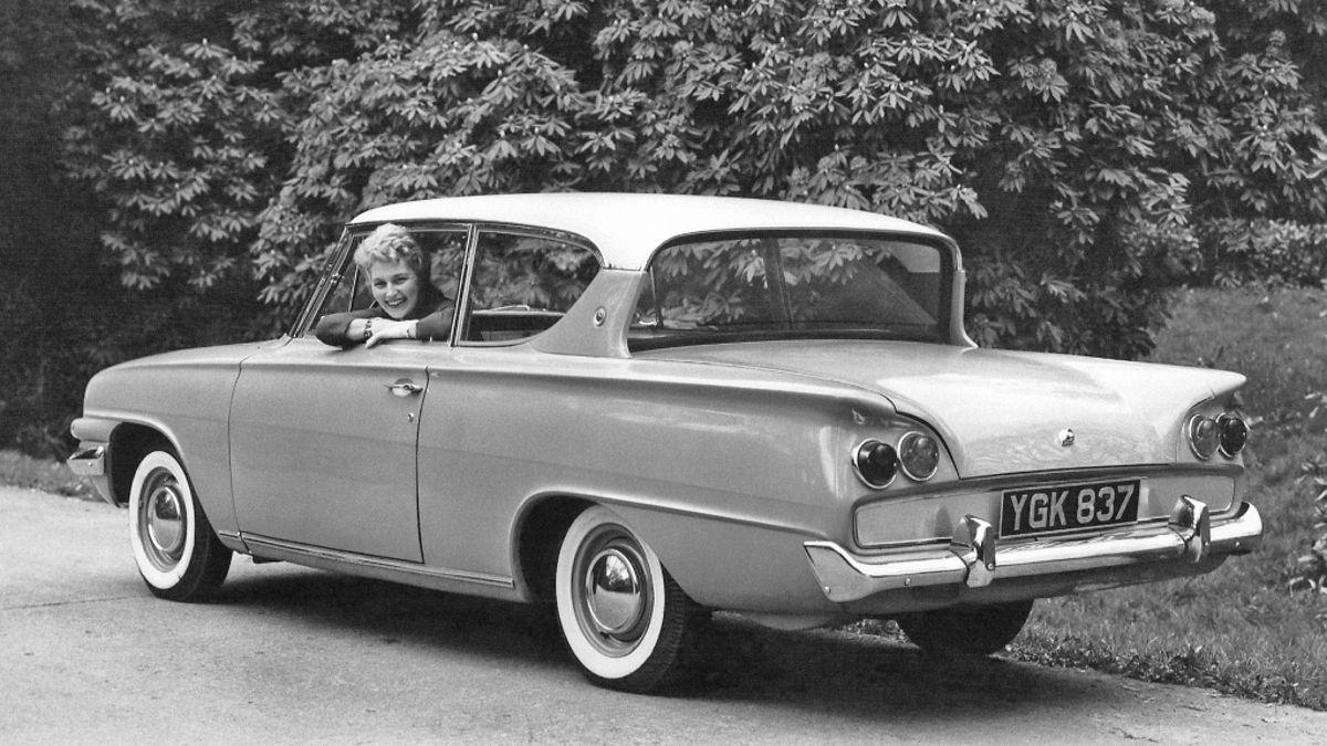 1961 Ford Consul Classic 1