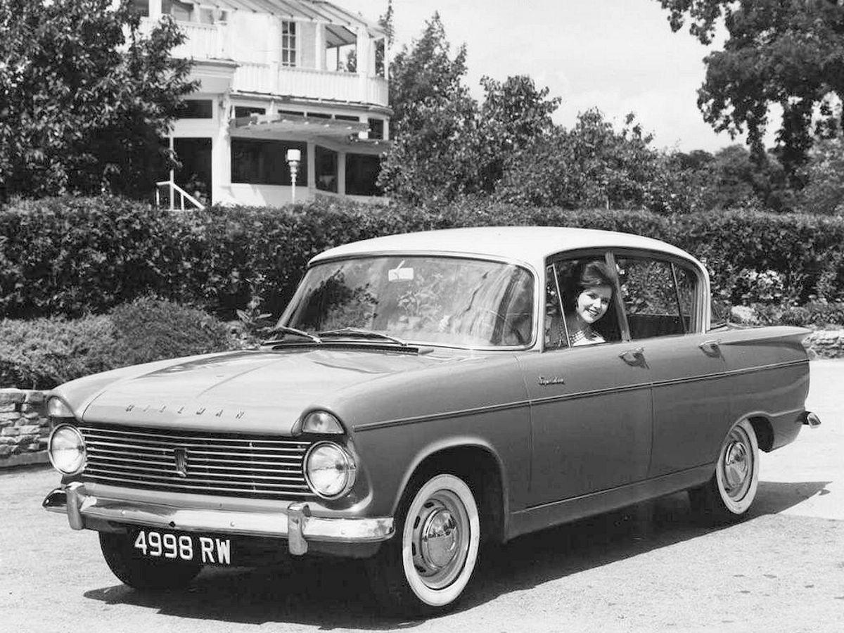 1961 Hillman Super Minx 3