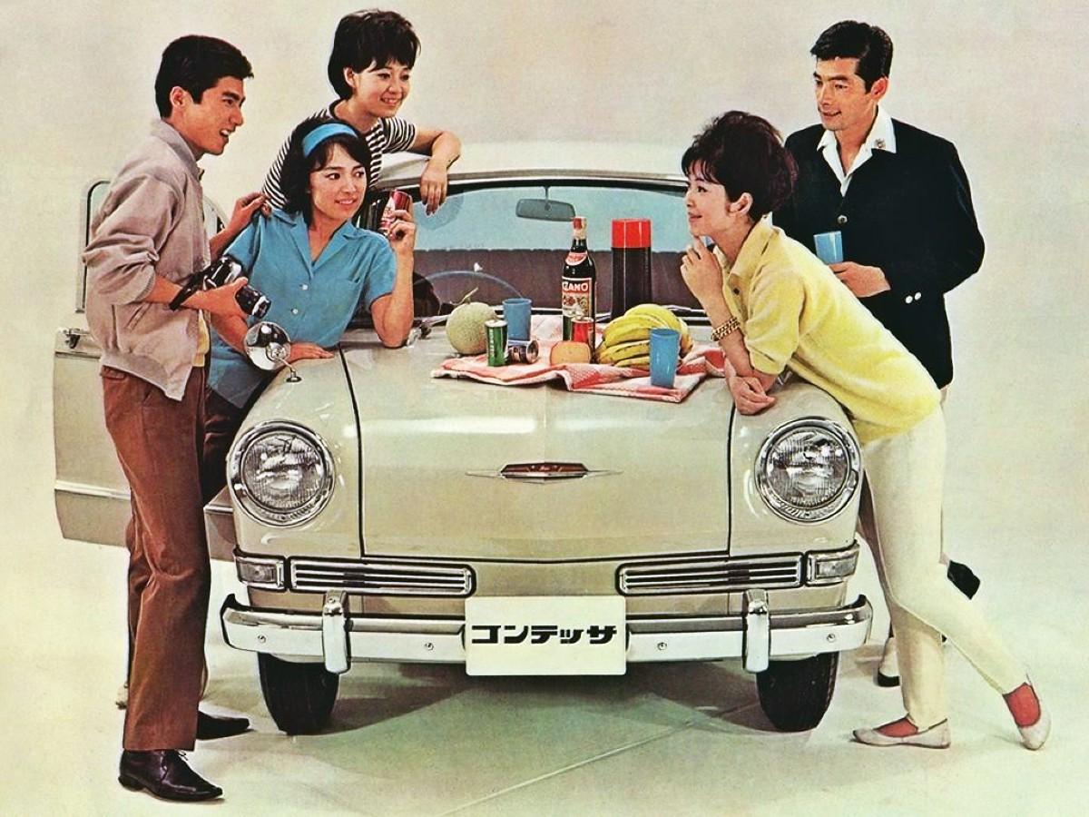 1961 Hino Contessa 7