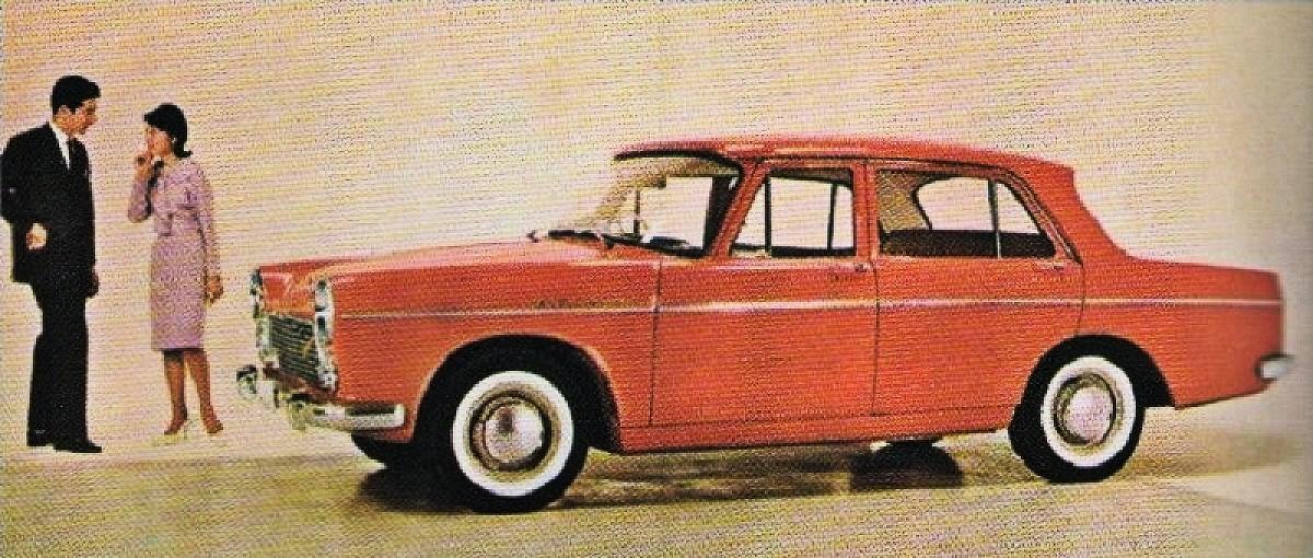 1961 Isuzu Bellel 2