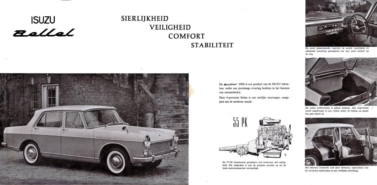 1961 Isuzu Bellel 3
