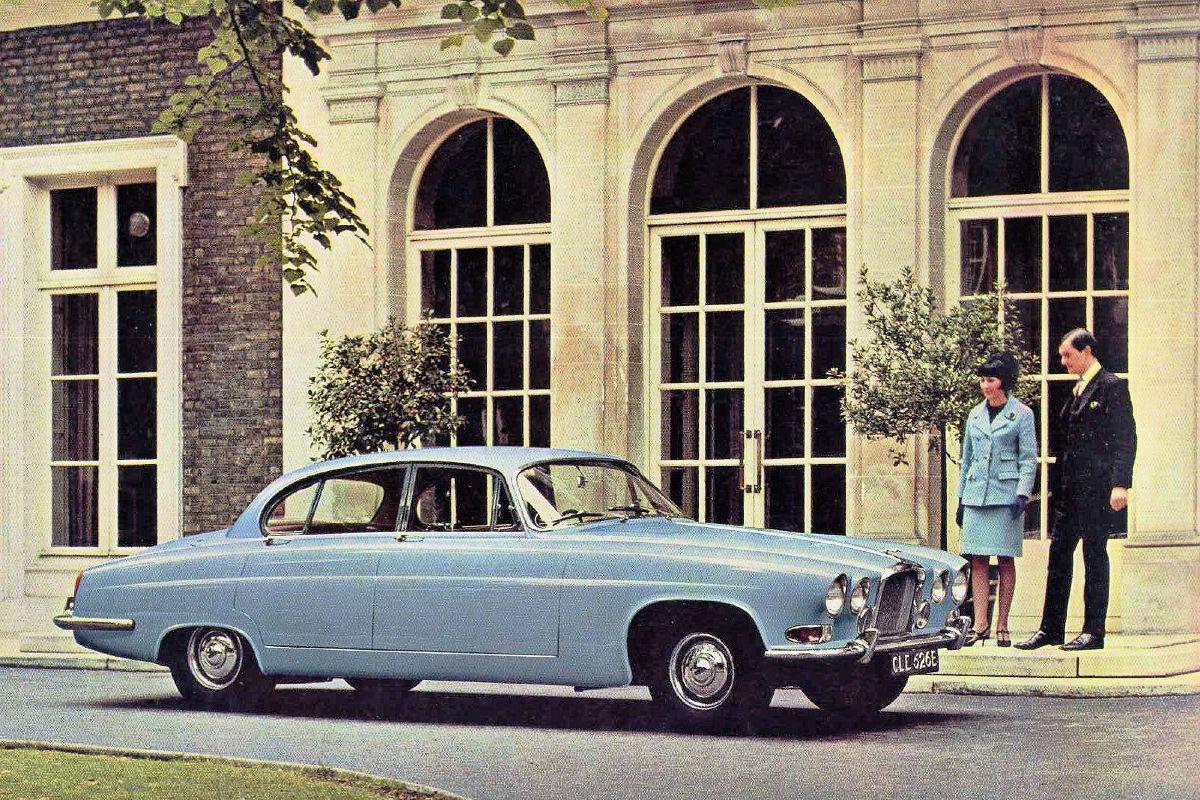 1961 Jaguar Mk 10 1