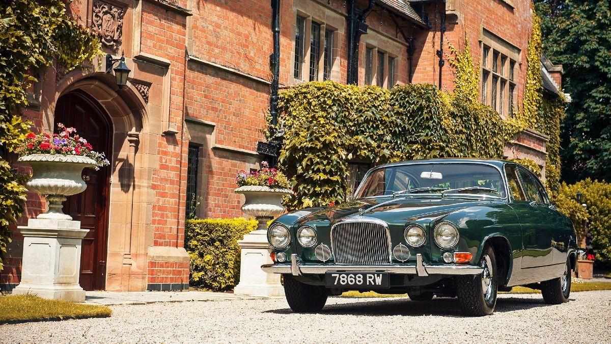1961 Jaguar Mk 10 3