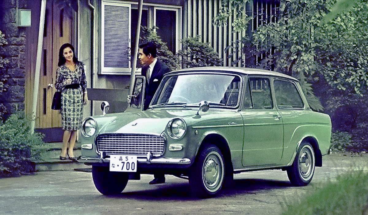 1961 Toyota Publica 2