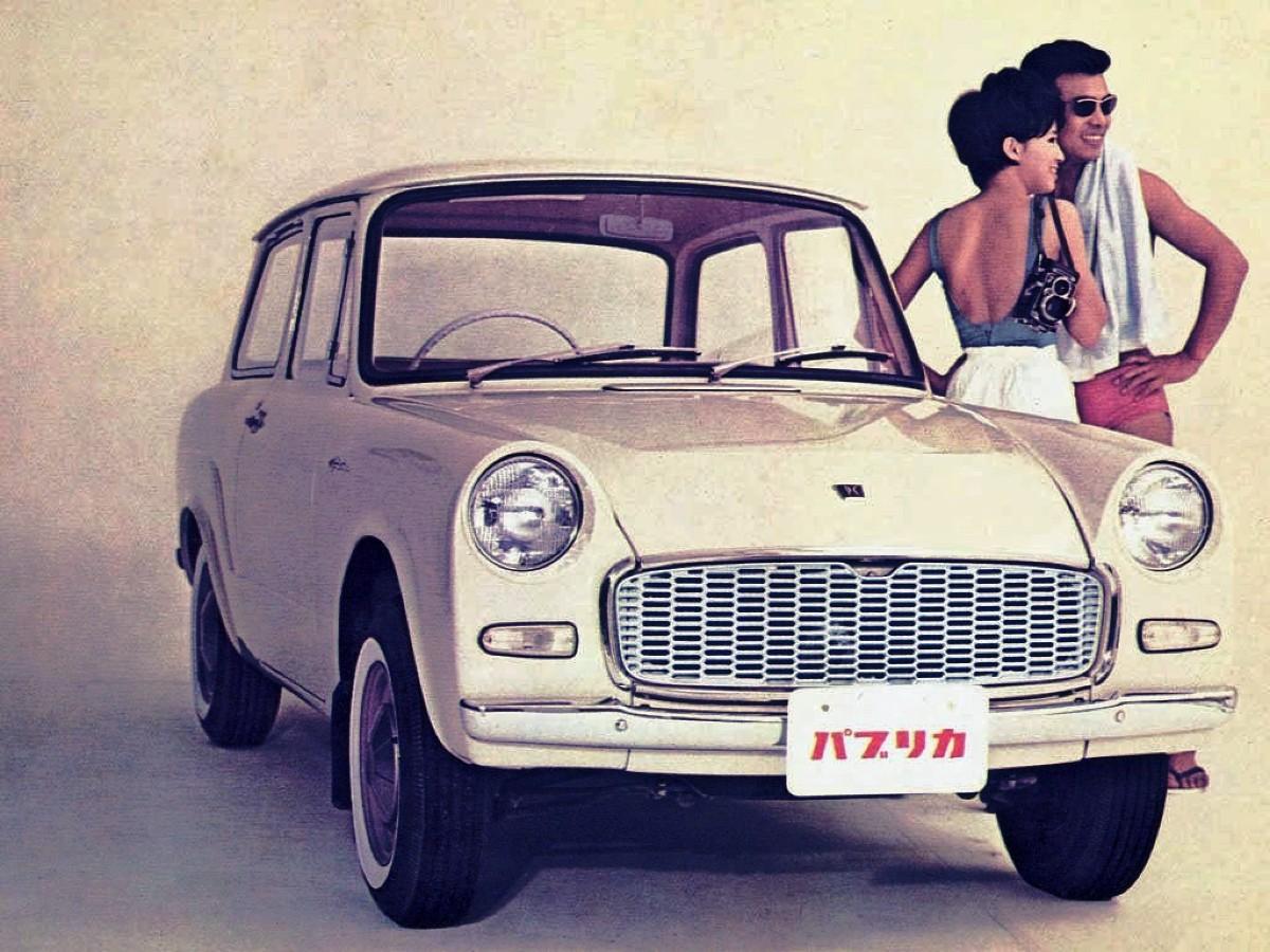 1961 Toyota Publica 3
