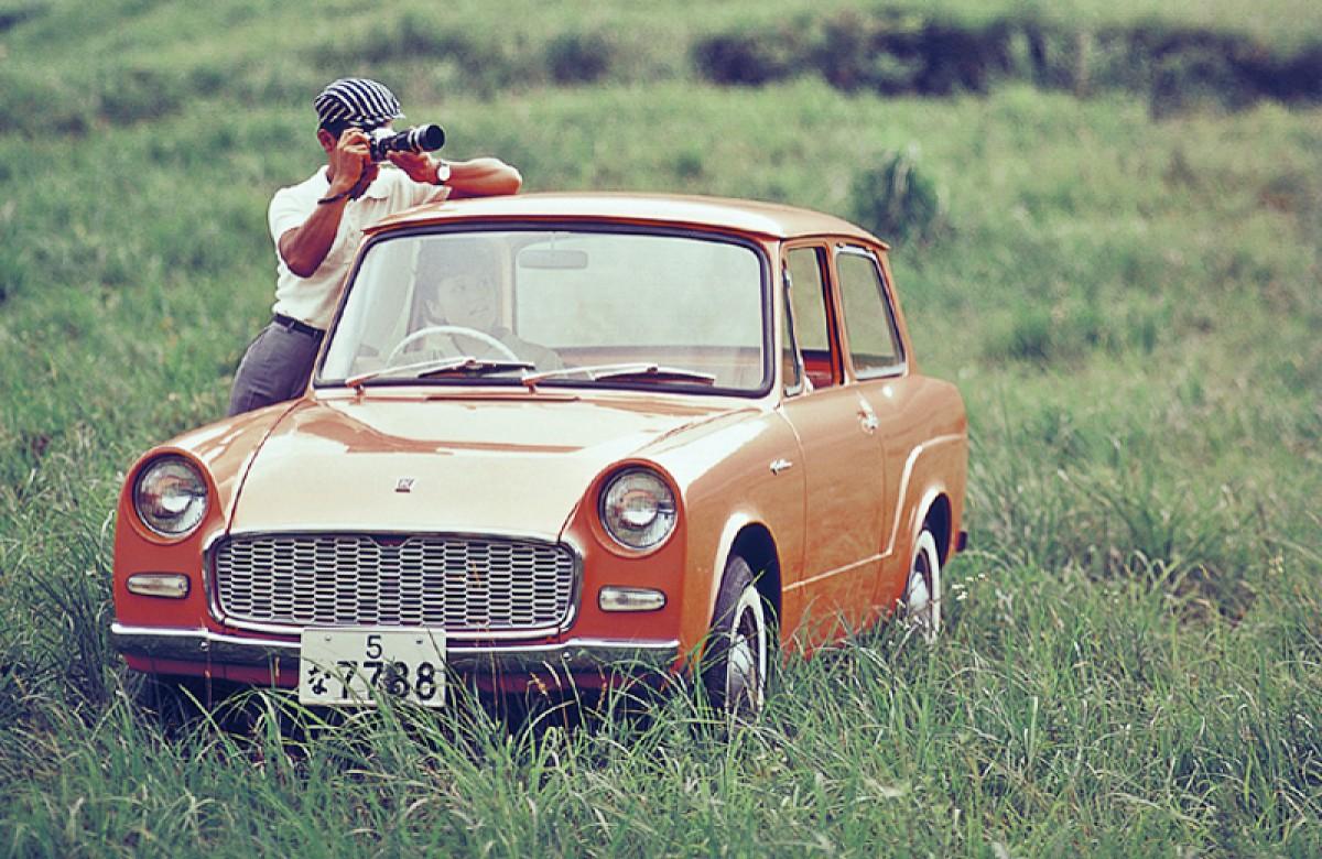 1961 Toyota Publica 4