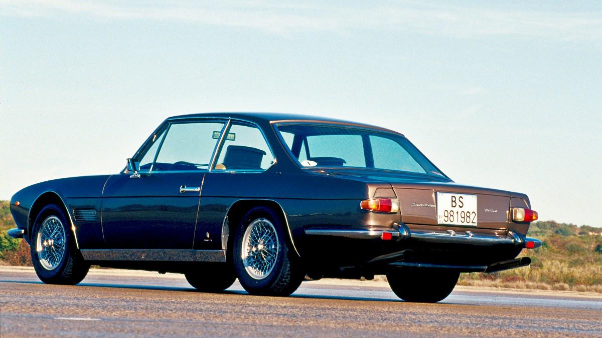 1966 Maserati Mexico 11