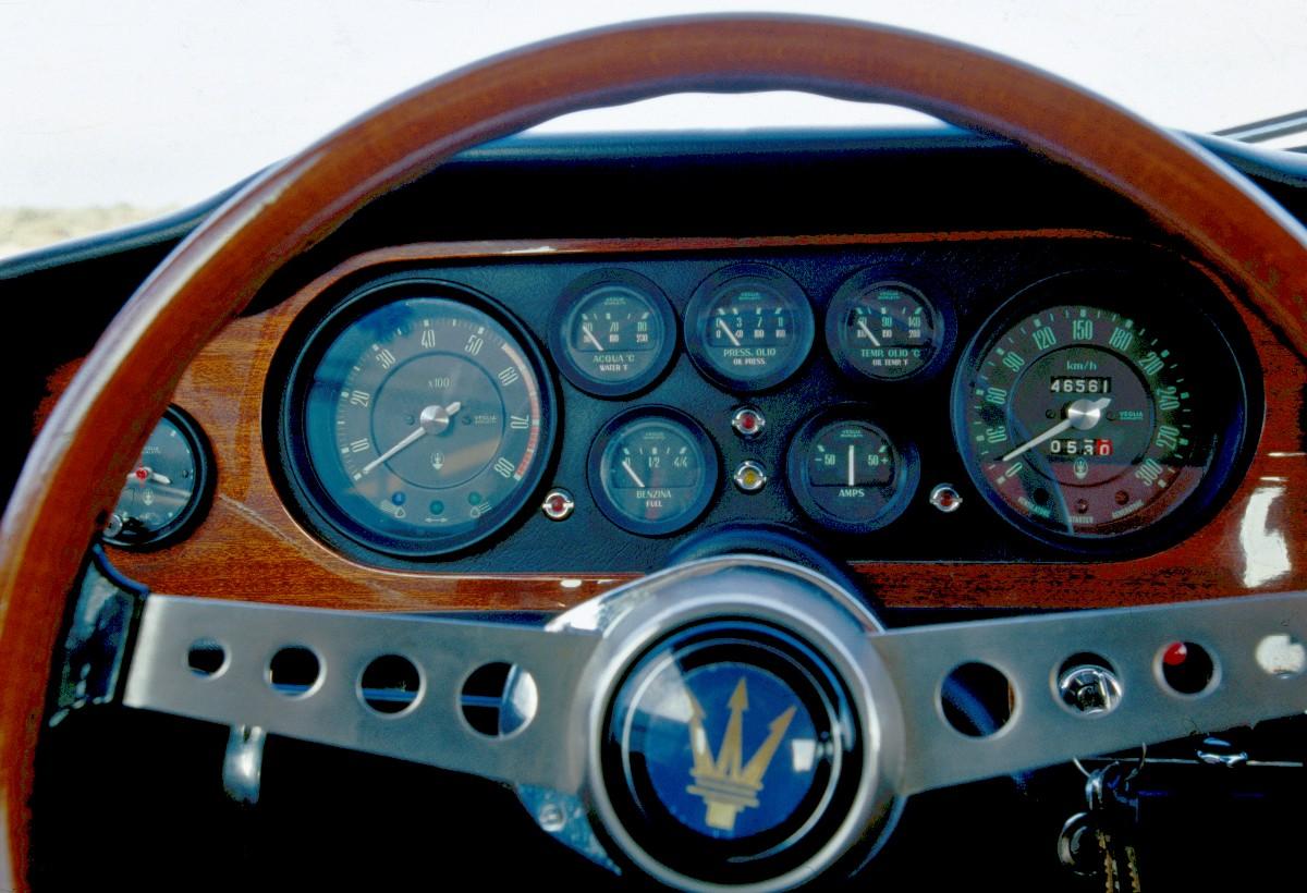 1966 Maserati Mexico 2