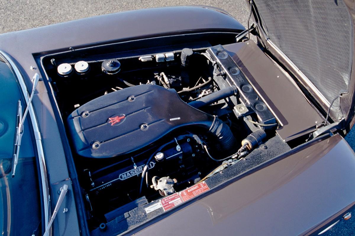 1966 Maserati Mexico 3