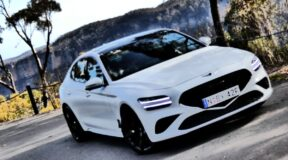 Genesis G70: Twin turbo the real deal
