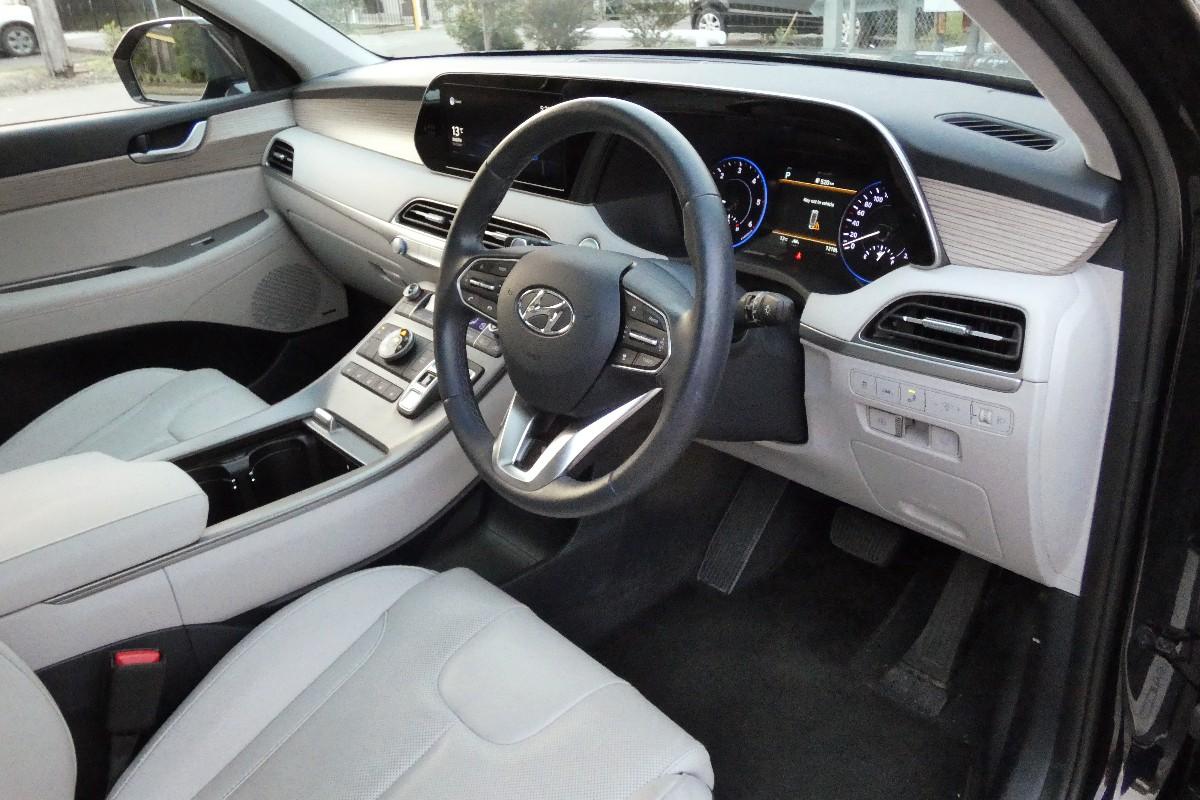 2021 Hyundai Palisade Highlander 2