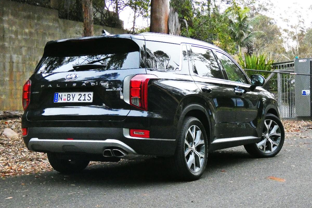 2021 Hyundai Palisade Highlander 6