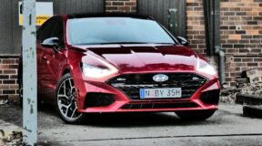 Hyundai Sonata: Dinkum Dad to super rad